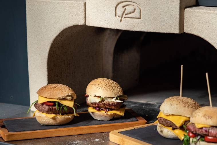 comment faire des burgers au four bois le panyol. Black Bedroom Furniture Sets. Home Design Ideas