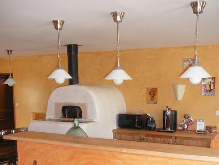la batie montgascon 38 en - Four A Pizza Interieur